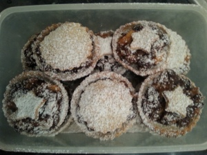 mince pies 10.12.15